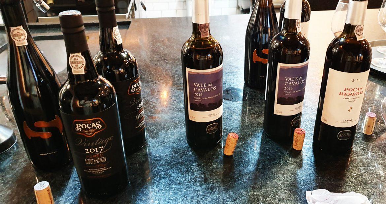 Vinhos Poçaas no EPI