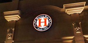 Logo do Hocca Bar