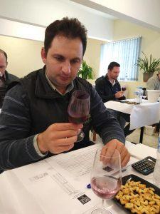 Enólogo Leandro Santini