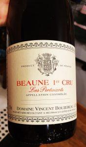 3º vinho degustado