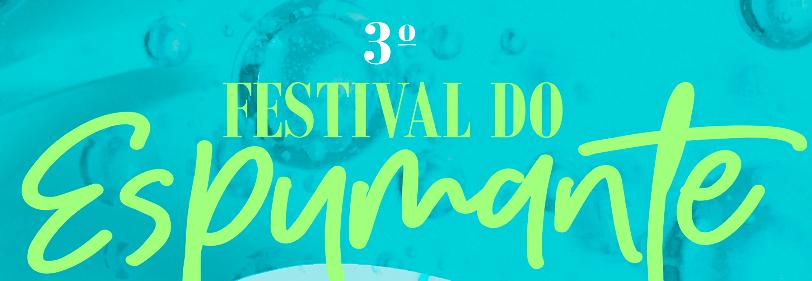3º Festival do Espumante