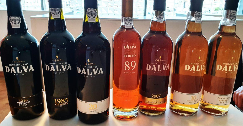 Vinhos do Porto Dalva.