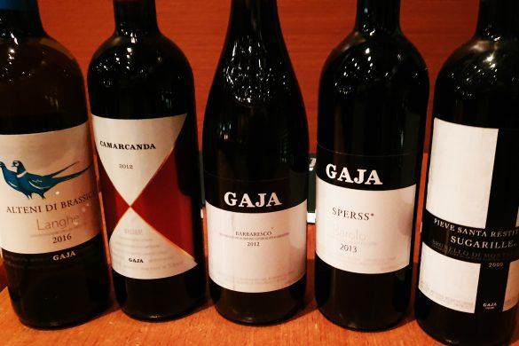Vinhos Gaja