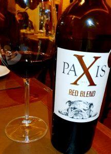 Paxix Red Blend 2013
