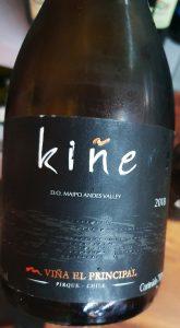 Kiñe 2018-Verdejo
