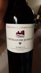 Castillo de Jumilla Monastrell-Tempranillo