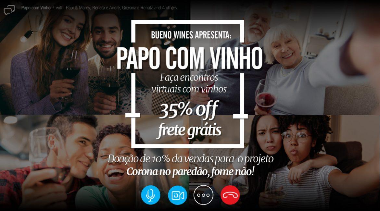 Bueno Wines-Papo com Vinho