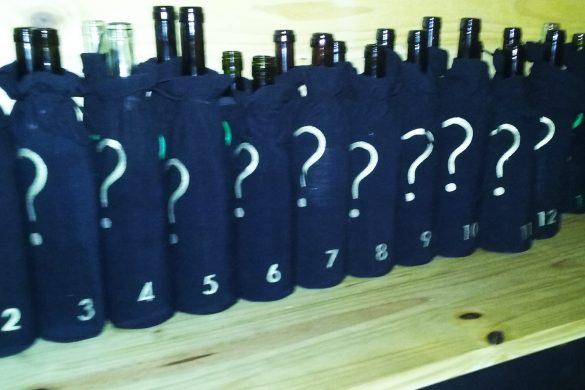 Conhecendo vinhos.