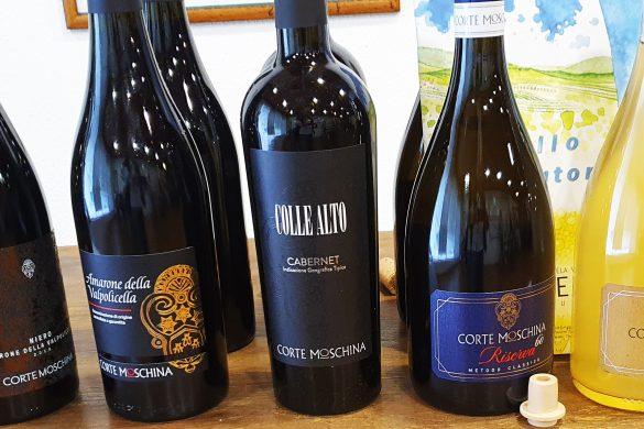 Vinhos Corte Moschina
