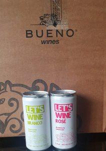 Let's Wine-vinhos em lata