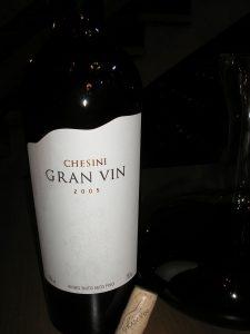 Gran Vin 2005