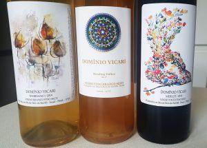 Vinhos da Domínio Vicari