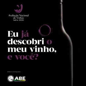 Eu descobri os vinhos brasileiros