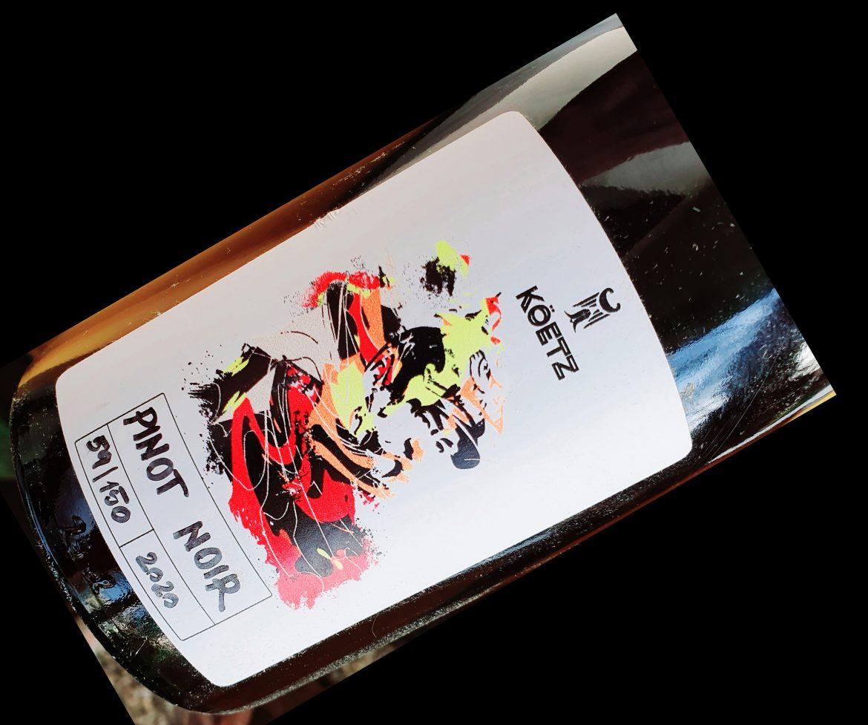 Köetz Pinot Noir 2020