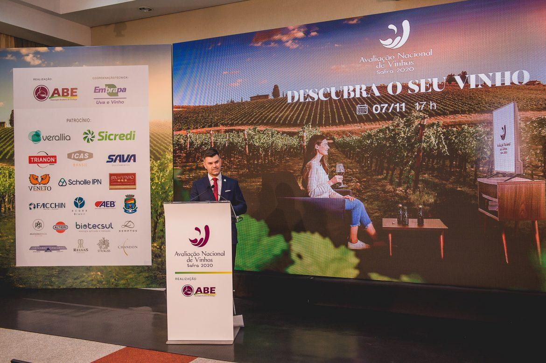 Avaliação Nacional de Vinhos 2020