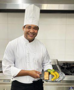 Chef Uando Santos